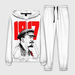 Костюм мужской Ленин 1917 цвета 3D-белый — фото 1
