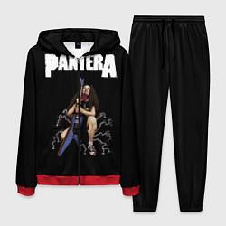 Костюм мужской Pantera #13 цвета 3D-красный — фото 1