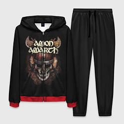 Костюм мужской Amon Amarth: Death Viking цвета 3D-красный — фото 1
