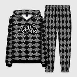 Костюм мужской Arctic Monkeys: Black style цвета 3D-черный — фото 1