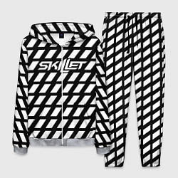 Костюм мужской Skillet цвета 3D-меланж — фото 1