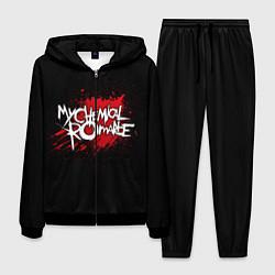 Костюм мужской My Chemical Romance: Blood цвета 3D-черный — фото 1