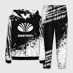 Костюм мужской Daewoo: Black Spray цвета 3D-черный — фото 1