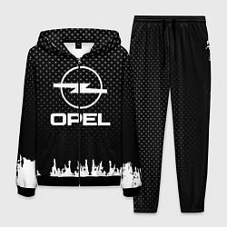 Костюм мужской Opel: Black Side цвета 3D-черный — фото 1