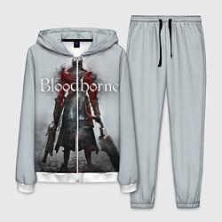 Костюм мужской Bloodborne: Hell Knight цвета 3D-белый — фото 1