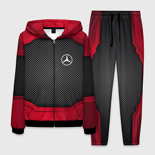 Мужской костюм Mercedes Benz: Metal Sport