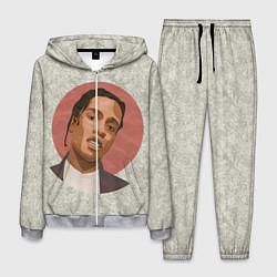 Костюм мужской ASAP Rocky: Runrise цвета 3D-меланж — фото 1