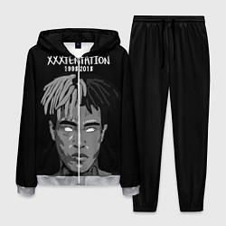 Костюм мужской XXXTentacion: 1998-2018 цвета 3D-меланж — фото 1