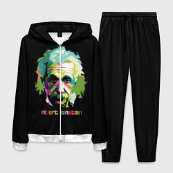 Костюм мужской Albert Einstein цвета 3D-белый — фото 1