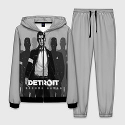 Костюм мужской Detroit: Become Human цвета 3D-черный — фото 1