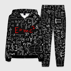 Костюм мужской Формулы физики цвета 3D-черный — фото 1