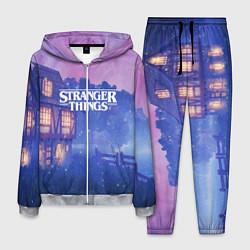 Костюм мужской Stranger Things: Magic House цвета 3D-меланж — фото 1