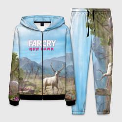 Костюм мужской Far Cry: New Dawn цвета 3D-черный — фото 1