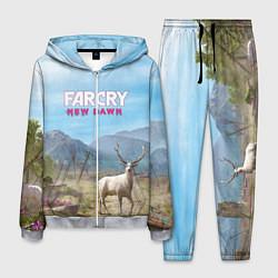 Костюм мужской Far Cry: New Dawn цвета 3D-меланж — фото 1