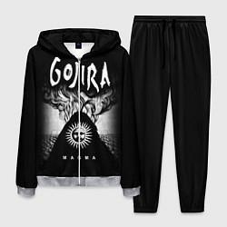 Костюм мужской Gojira: Magma цвета 3D-меланж — фото 1