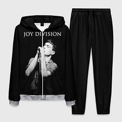 Костюм мужской Joy Division цвета 3D-меланж — фото 1