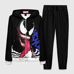 Костюм мужской Venom цвета 3D-белый — фото 1