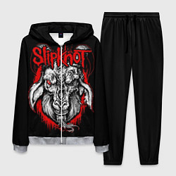 Костюм мужской Slipknot: Devil Goat цвета 3D-меланж — фото 1