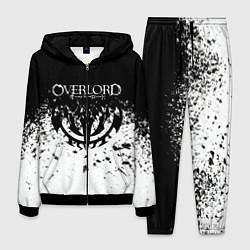 Костюм мужской Overlord цвета 3D-черный — фото 1