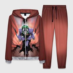 Костюм мужской The Joker Show цвета 3D-меланж — фото 1