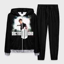Костюм мужской Doctor Who цвета 3D-меланж — фото 1