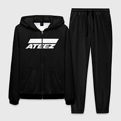 Костюм мужской ATEEZ цвета 3D-черный — фото 1