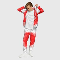 Костюм мужской STRAY KIDS цвета 3D-меланж — фото 2