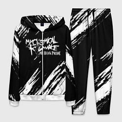 Костюм мужской My Chemical Romance цвета 3D-белый — фото 1