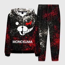 Костюм мужской MONOKUMA цвета 3D-черный — фото 1