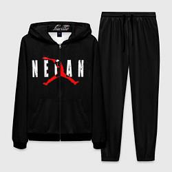 Костюм мужской Negan цвета 3D-черный — фото 1