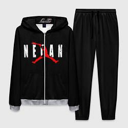 Костюм мужской Negan цвета 3D-меланж — фото 1