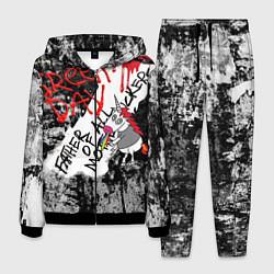 Костюм мужской Green Day - Father of All MF цвета 3D-черный — фото 1