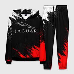 Костюм мужской Jaguar цвета 3D-черный — фото 1