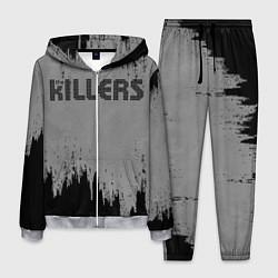 Костюм мужской The Killers Logo цвета 3D-меланж — фото 1