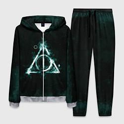 Костюм мужской Гарри Поттер цвета 3D-меланж — фото 1