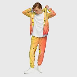 Костюм мужской Пикачу цвета 3D-меланж — фото 2