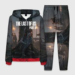 Костюм мужской The Last of Us part 2 цвета 3D-красный — фото 1