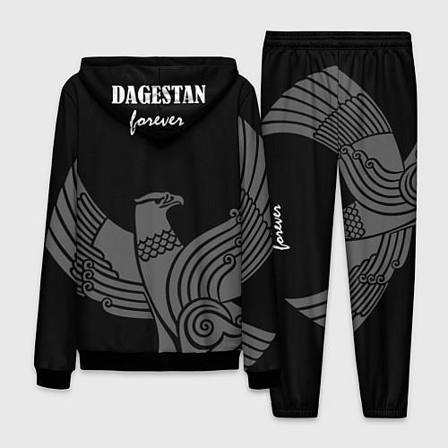 Мужской костюм Dagestan forever / 3D-Черный – фото 2