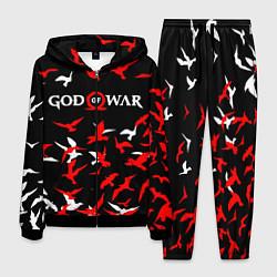 Костюм мужской GOD OF WAR цвета 3D-черный — фото 1