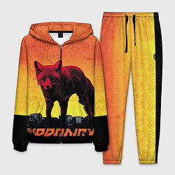 Костюм мужской The Prodigy: Red Fox цвета 3D-черный — фото 1