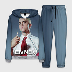 Костюм мужской Eminem Fire цвета 3D-меланж — фото 1