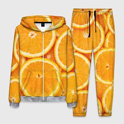Костюм мужской Апельсин цвета 3D-меланж — фото 1
