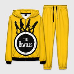 Костюм мужской The Beatles: Yellow Vinyl цвета 3D-черный — фото 1