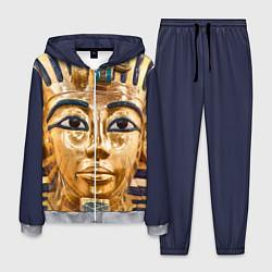 Костюм мужской Фараон цвета 3D-меланж — фото 1