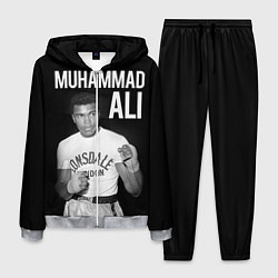 Костюм мужской Muhammad Ali цвета 3D-меланж — фото 1