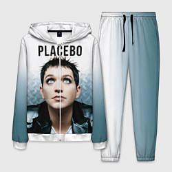Костюм мужской Placebo: Brian Molko цвета 3D-белый — фото 1