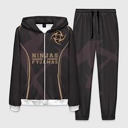 Костюм мужской Ninjas in Pyjamas: Uniform цвета 3D-белый — фото 1
