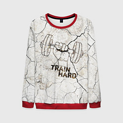 Мужской свитшот Train hard