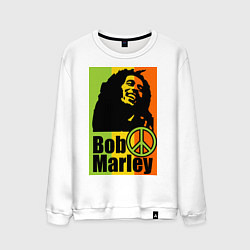 Мужской свитшот Bob Marley: Jamaica