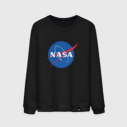 Мужской свитшот NASA: Logo